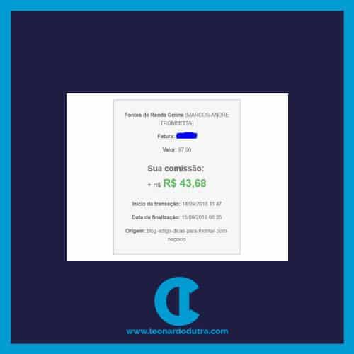 Montar negocio online com 100 reais