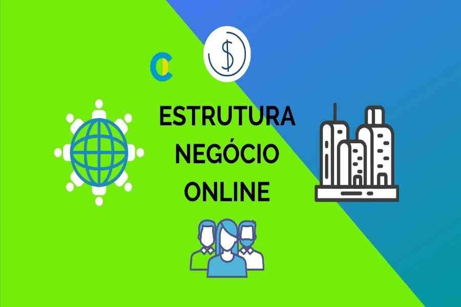 pilares da estrutura de um negocio online
